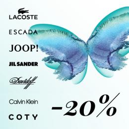 Valik parfüüme -20%