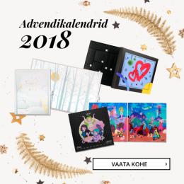 Advendikalendrid 2018