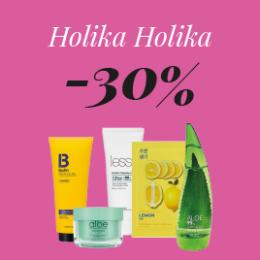 Holika Holika -30%