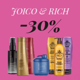 Joico & Rich -30%
