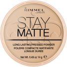 Rimmel London Stay Matte Long Lasting Pressed Powder (9g) 004 Sandstorm