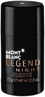 Mont Blanc Legend Night Deostick (75mL)