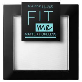 Maybelline New York Fit Me Transperant Pressed Powder (9g)