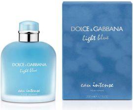 Dolce & Gabbana Light Blue Pour Homme Eau Intense Eau de Parfum
