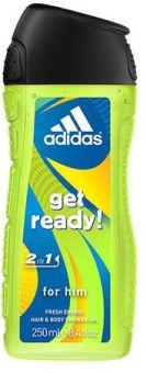 Adidas Get Ready! For Him Shower Gel (250mL)