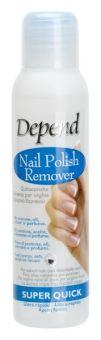 Depend Nail Polish Remover Super Quick (250mL)