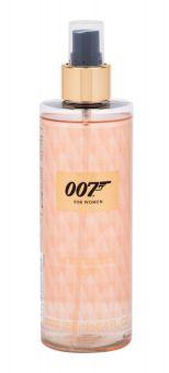 James Bond 007 For Women Body Spray Mysterious Rose (250mL)