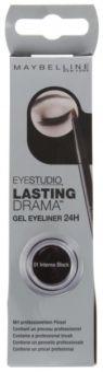 Maybelline Eye Studio Lasting Drama Gel Eyeliner (3g) Black
