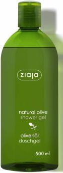 Ziaja Shower Gel Natural Olive (500mL)