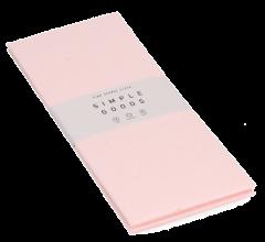 Simple Goods Sponge Cloth (2pcs) Pink