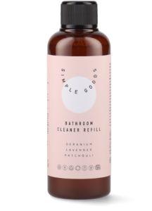 Simple Goods Refill Bathroom Cleaner (450mL) Geranium, Lavender, Patchouli