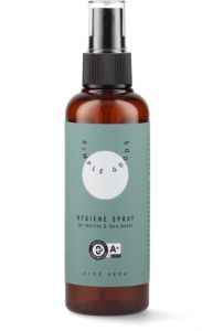 Simple Goods Textile Hygiene Spray Aloe Vera (100mL)