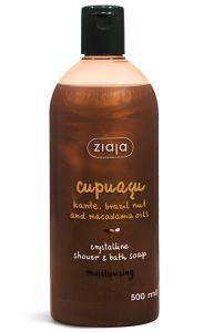 Ziaja Cupuacu Crystalline Shower & Bath Soap (500mL)