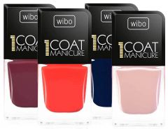 Wibo 1 Coat Manicure Nail Polish (8,5mL)
