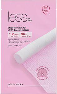 Holika Holika Less On Skin Redness Calming CICA Dressing Mask (25mL)