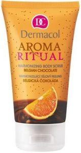 Dermacol Aroma Ritual Harmonizing Body Scrub (150mL) Belgian Chocolate