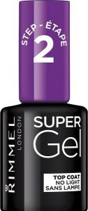 Rimmel London Super Gel Top Coat (12mL) 001