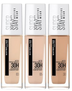Maybelline New York Superstay 30H Foundation (30mL)