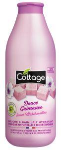 Cottage Bath&Shower Gel Marchmallow (750mL)