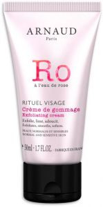 Arnaud Paris Rituel Visage Exfoliating Cream for Normal And Sensitive Skin (50mL)