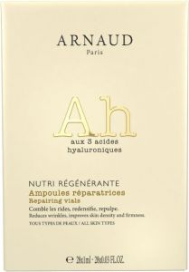Arnaud Paris Nutri Regenerante Firming And Regenerating Hyaluronic Acides Vials For All Skin Types (28x1mL)