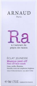 Arnaud Paris Eclat Jeunesse Rejuvenating Peel-off Face Maskfor All Skin Types (50mL)