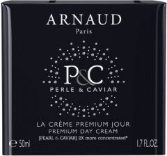 Arnaud Paris Perle & Caviar Premium Day Cream for All Skin Types (50mL)