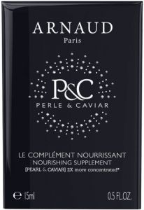 Arnaud Paris Perle & Caviar Premium Nourishing Supplement For All Skin Types (15mL)
