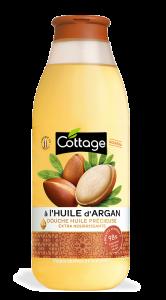 Cottage Extra Nourishing Oil Shower Argan Oil (560mL)