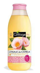 Cottage Extra Nourishing Oil Shower Camelia Oil (560mL)