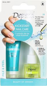 Depend PT Kickstart Nail Care