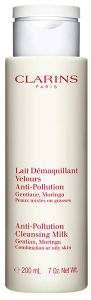 Clarins Anti-pollution Cleansing Milk - Combination or Oily skin