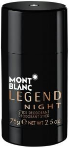 Mont Blanc Legend Night Deostick (75mL)