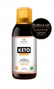 Biocyte Keto Draineur Drink (500mL)