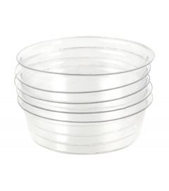 Peggy Sage Urban Color Plastic Disposable Mixing Cups (5pcs)