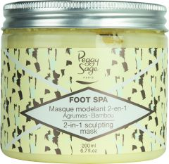 Peggy Sage Foot Spa 2-in-1 Sculpting Mask (200mL)
