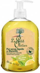 Le Petit Olivier Pure Liquid Soap of Marseille Verbena Lemon (300mL)