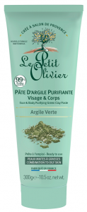 Le Petit Olivier Green Clay Paste (300g)