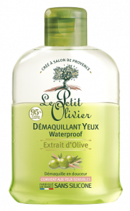 Le Petit Olivier Eye Make-up Remover Waterproof Olive Extract (125mL)