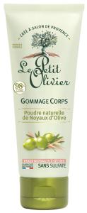 Le Petit Olivier Body Scrub Olive Pit Powder (200mL)