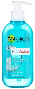 Garnier Pure Active Purifying Cleansing Gel (200mL)