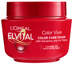 L'Oreal Paris Elvital Color-Vive Mask (300mL)