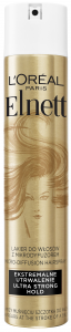 L'Oreal Paris Elnett Ultra Strong Hair Sprey (250mL)