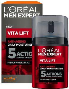 L'Oreal Paris Men Expert Vita Lift 5 Anti-Ageing Cream (50mL)