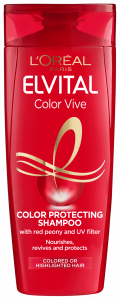 L'Oreal Paris Elvital Color-Vive Shampoo (250mL)