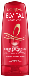L'Oreal Paris Elvital Color-Vive Conditioner for Colored Hair (400mL)