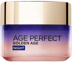 L'Oreal Paris Age Perfect Golden Age Rosy Night Cream (50mL)