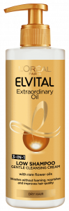 L'Oreal Paris Elvital Extraordinary Oil Low Shampoo (400mL)