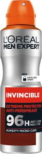 L'Oreal Paris Men Expert Invincible Antiperspirant (150mL)