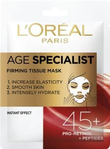 L'Oreal Paris Age Specialist Firming Tissue Mask 45+ (30g)